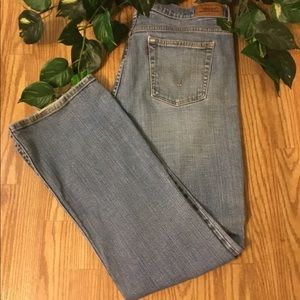 Levi's 515 Bootcut Light Washed Jeans 12M